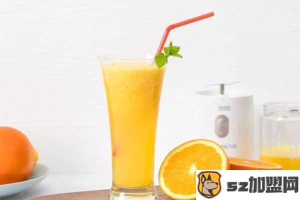 鲜榨果汁代理加盟行业发展前景