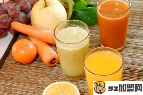 鲜榨果汁代理加盟