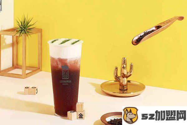 乐乐茶产品图