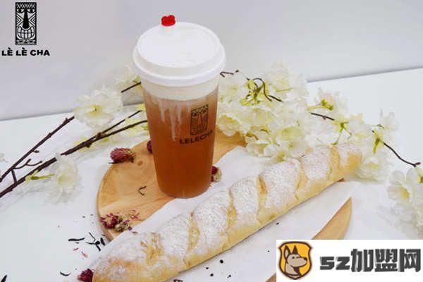 乐乐茶产品