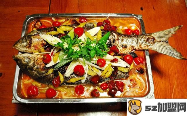 唐香村烤鱼