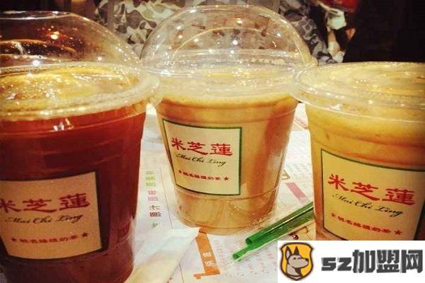 米芝莲奶茶产品