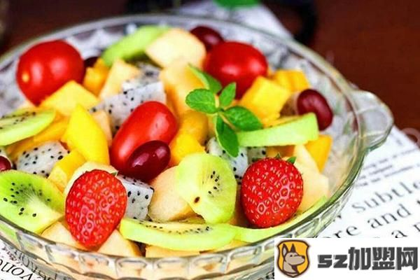 水果捞热卖单品