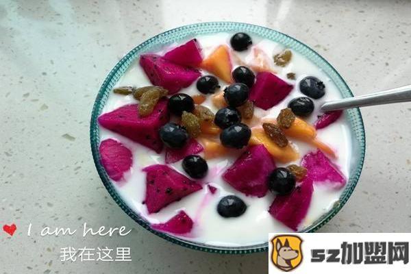 水果捞实物图
