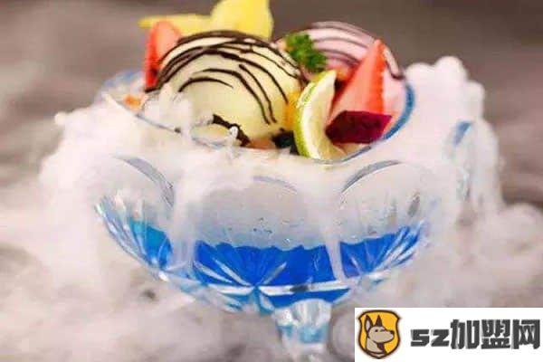 冒烟冰淇淋怎么做的