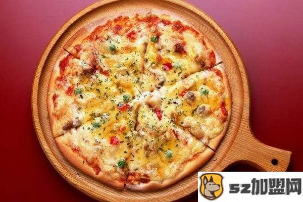 芝根芝底披萨产品实拍