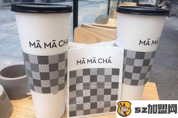 妈妈茶奶茶图片