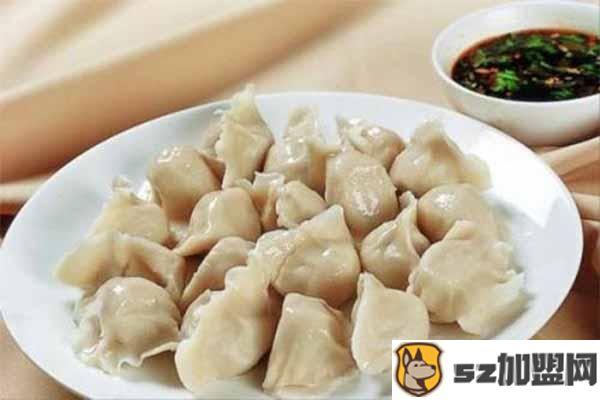 中餐加盟店饺子