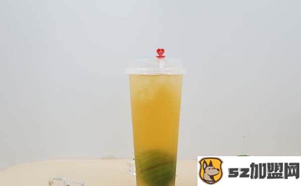 爱上柠檬饮品加盟