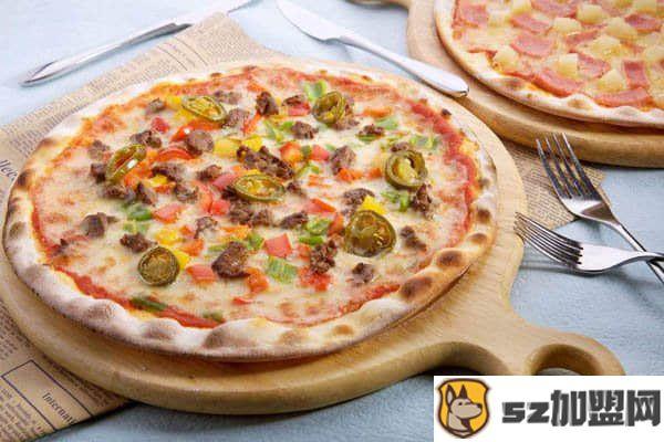 玛格利塔披萨