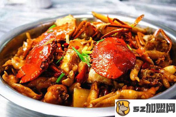 胖子肉蟹煲加盟