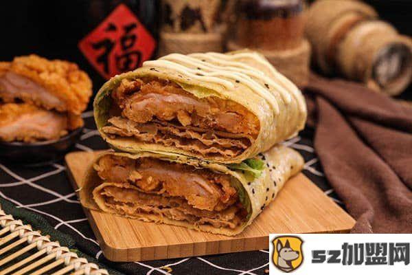 谷子帝五谷煎饼加盟