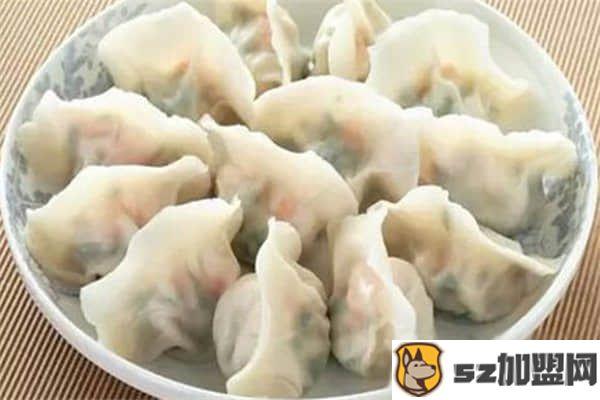 喜来德水饺加盟