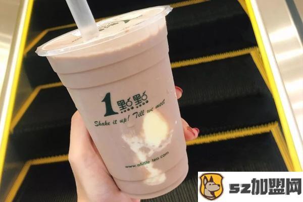 一点点奶茶产品图6