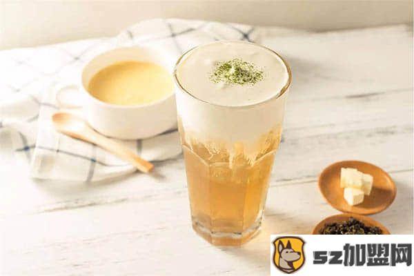 心研茶饮品图片