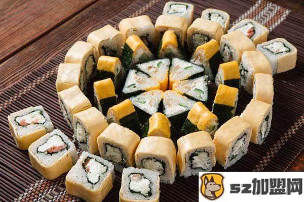 一口元气寿司