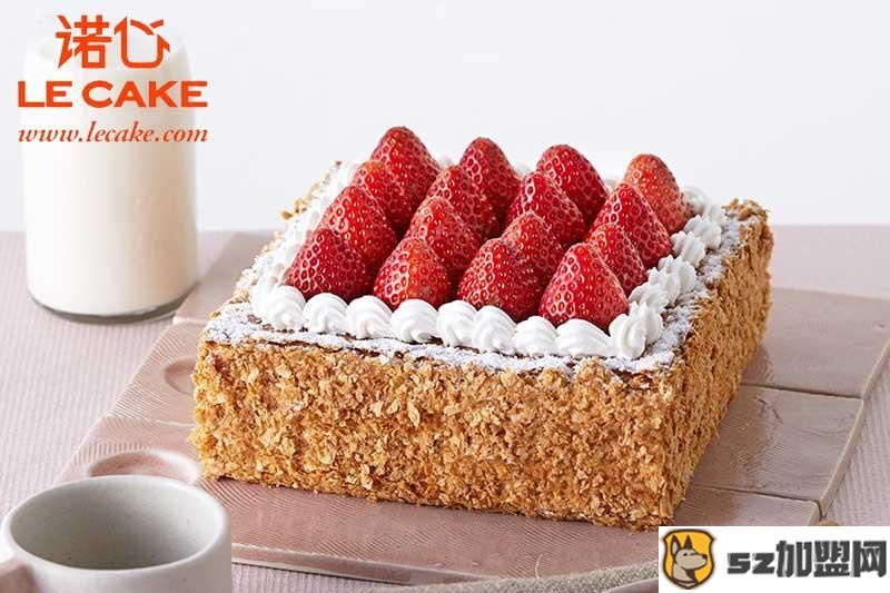 诺心蛋糕产品图1