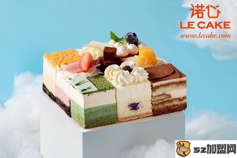 诺心蛋糕产品图2