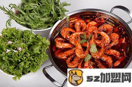 虾吃虾涮火锅