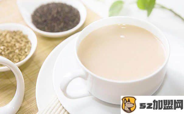 四季花奶茶