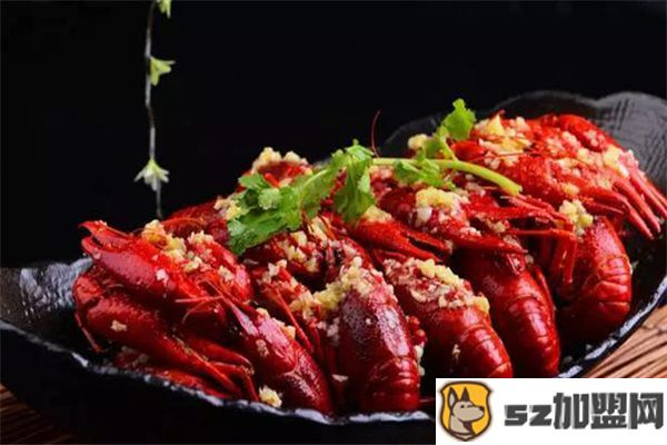 麻辣小龙虾加盟