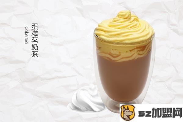 老虎堂奶茶产品图2
