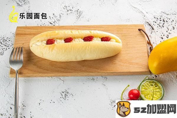 面包店产品图
