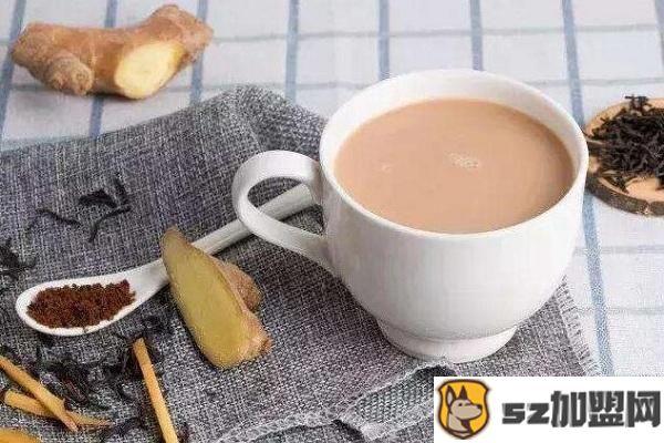 广西奶茶产品图片2
