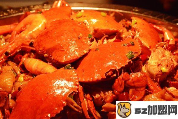 多嘴肉蟹煲商品图片